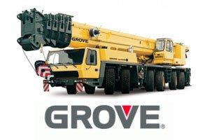 Трос выдвижения Grove