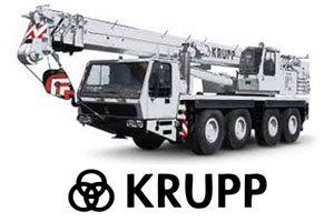 Трос выдвижения Krupp
